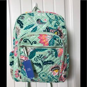 Vera Bradley backpack ICONIC large laptop bag